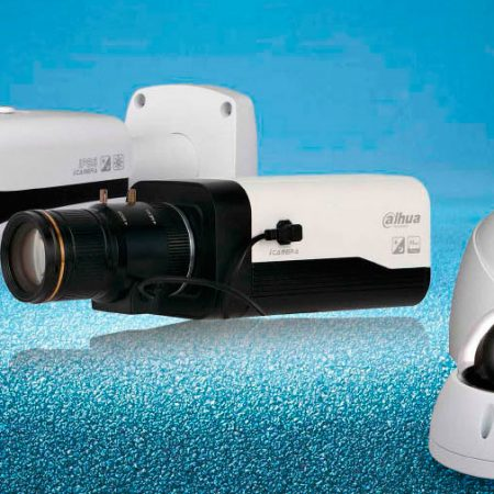 Dahua IP Network Cameras